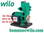 Máy bơm nước hút sâu đẩy cao WiLo PW-750E