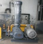 Máy sục khí xử lý phân sau biogas