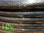 Cáp thép chống xoắn 35x7, 19x7 chất lượng cao