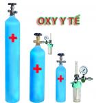 Mua bán bình oxy y tế mini 10 lít giá rẻ tphcm