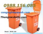 __đại lí thùng rác 120L 240L 660L nhựa HDPE giá siêu rẻ. 0988156085-Hậu___