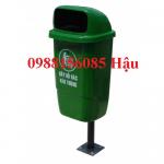 bán thùng rác treo 55 lít nhựa composite. 0988156085-hậu