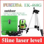 Máy cân mực laser tia xanh Fukuda EK-468GJ