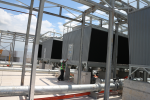 Cross Flow Closed Water Cooling Towers KS