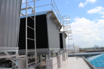 Cross Flow Open Water Cooling Towers