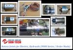 Khớp nối xoay điện Suntech 9000