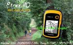 Máy đo diện tích đất cầm tay định vị GPS  eTrex 10