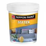 Sơn nội thất Nippon Matex, sơn trong nhà giá rẻ ở quận 12