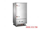 Tủ cơm công nghiệp dùng gas