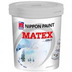 Sơn nội thất Nippon Matex SuperWhite , sơn trong nhà siêu trắng