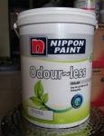 Sơn lót nội thất Nippon Odourless Sealer , sơn lót trong nhà chống kiềm cao cấp Nippon