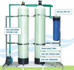 Hệ thống lọc nước đầu nguồn