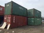 Container 20 Feet GP