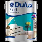 Sơn nội thất siêu cao cấp Dulux Ambiance 5 IN 1, Sơn nội thất Dulux 5 in 1 cao cấp, sơn nội thất Dulux chùi rửa được dễ dàng