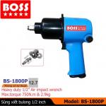 """Súng xiết bulong 1/2"""" BS-1800P"""