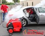 Ưu điểm máy rửa xe hơi nước nóng vệ sinh ô tô và chuồng trại