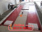 Hướng dẫn quy trình lắp đặt cầu nâng 1 trụ rửa xe ô tô du lịch