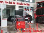 Máy cân mâm - máy cân bằng lốp ô tô xe tải du lịch giá rẻ