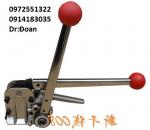MH35.máy đóng đai thép 3trong1,không dùng bọ sắt