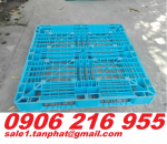 Pallet nhựa 1100x1100x150