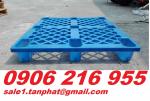 Pallet nhựa 1200x1000x145
