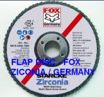 đá mài nhám xếp zirconia N978 0506 7895 / đá mài nhám fox zirconia germany
