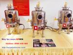 Ứng dụng máy lọc rượu trong lọc độc