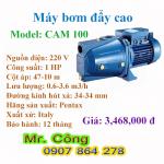 Máy bơm nước mini đẩy cao Pentax CAM 100 1HP