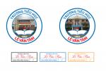 in logo - phù hiệu - bảng tên học sinh