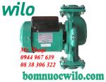 Bơm Nước Nóng Tuần Hoàn WiLo PH-400E