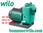 Máy bơm cấp nước lưu lượng  lớn WiLo PU-400E dòng tự mồi
