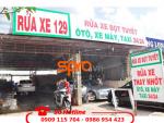 Mở tiệm rửa xe ô tô xe máy - Ngành nghề đang hot nhất hiện nay