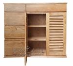 bộ nội thất phòng khách bằng gỗ gồm bàn sofa, kệ giày dép, kệ tivi gỗ tự nhiên, tủ trang trí Hà nội