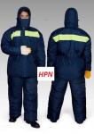 Quần áo lạnh -25 độ C