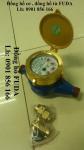 Đồng hồ nước dạng cơ-từ