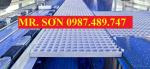 NẮP HỐ GA COMPOSITE, TẤM ĐẬY MƯƠNG THOÁT NƯỚC - MR. SƠN 0987.489.747