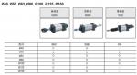 xy lanh parker GDC40,GDC50,GDC63,GDC80