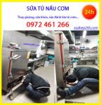 Sửa chữa tủ nấu cơm công nghiệp uy tín hàng đầu
