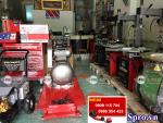 Cửa hàng máy tháo vỏ xe máy, xe tay ga các loại tại TP HCM