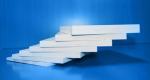 Tấm nhựa PVC trắng