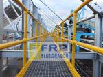 FRP GRATING theo tiêu chuẩn Quốc Tế ISO 9001 và ASTM E-84.