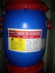 Bán potassium iodide
