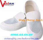 giày phòng sạch mặt lưới chất lượng cao