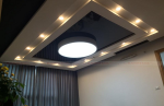 Trần bóng gương Barrisol vật liệu mới đem lại sự độc đáo cho ngôi nhà
