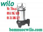 Máy bơm chìm hút nước thải WILO PDV-S600E