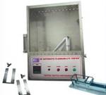 Thử tính dễ cháy của vải TF310A