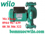 Máy bơm tuần hoàn nước nóng Wilo PH-400E nhập khẩu
