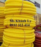 Ống nhựa gân xoắn HDPE - ống xoắn hdpe chịu lực tại Hà Nội