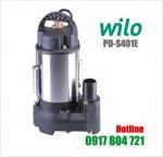 Máy bơm chìm nước biển Inox Wilo PD-S401E