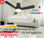 Quạt trần đèn LED chiếu sáng KDK U48FP